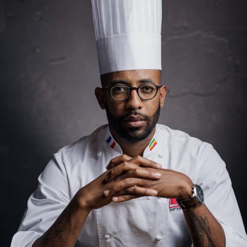 Chef Yohanis